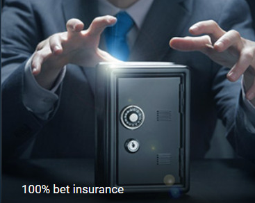 100 bet insurance