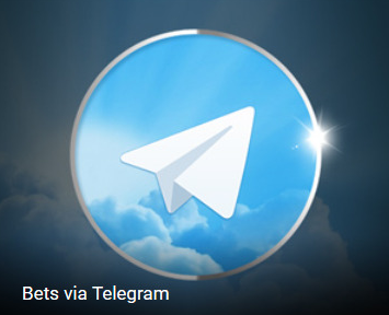 bets via telegram